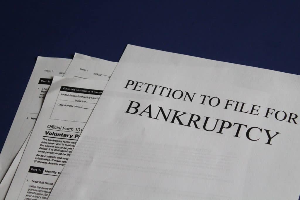 foreclosure alternative - bankruptcy